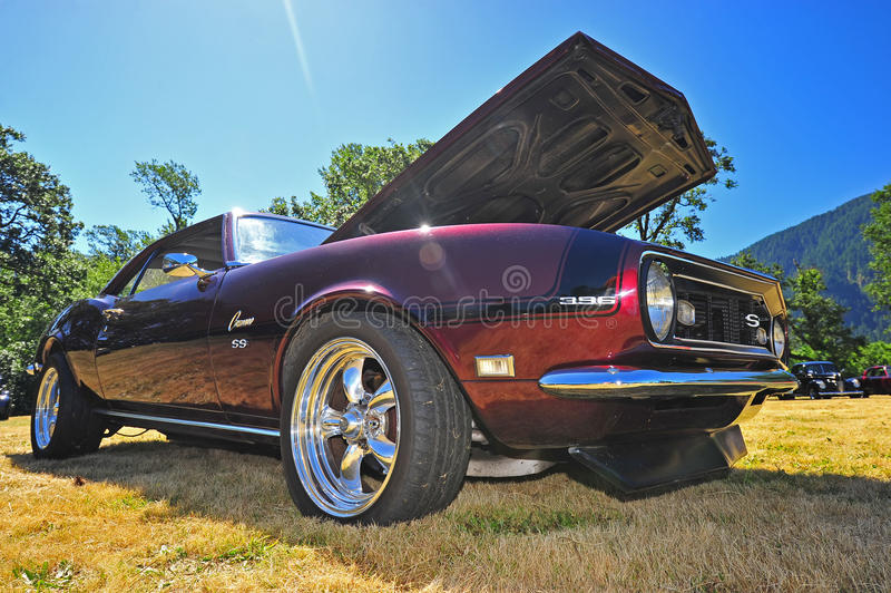 Download 1970's Era Chevy Camero Editorial Stock Photo - Image: 20309498
