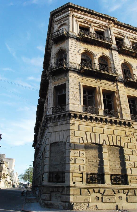19th arkitekturårhundrade montevideo uruguay arkivfoton