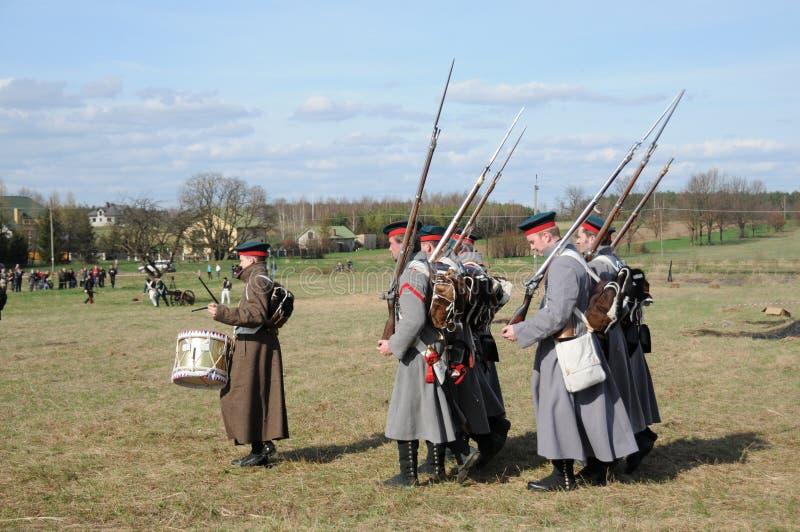 Download 19th Century Battle Reenactment Editorial Photo - Image: 19187766