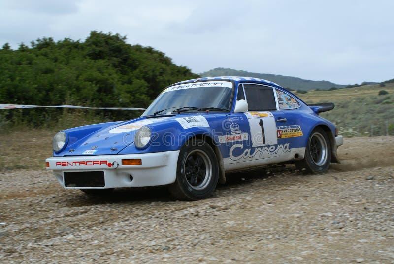 2° Rallye Del Corallo - Alghero lizenzfreie stockfotos