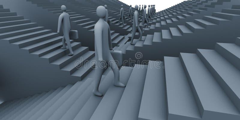 Download 2个企业步骤 库存例证. 插画 包括有 营销, 层次结构, 事故, 成功, 回报, 促进, 促销, 商业, 概念 - 191686