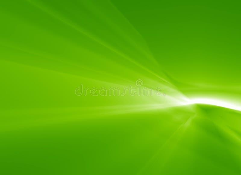 2个作用光 向量例证