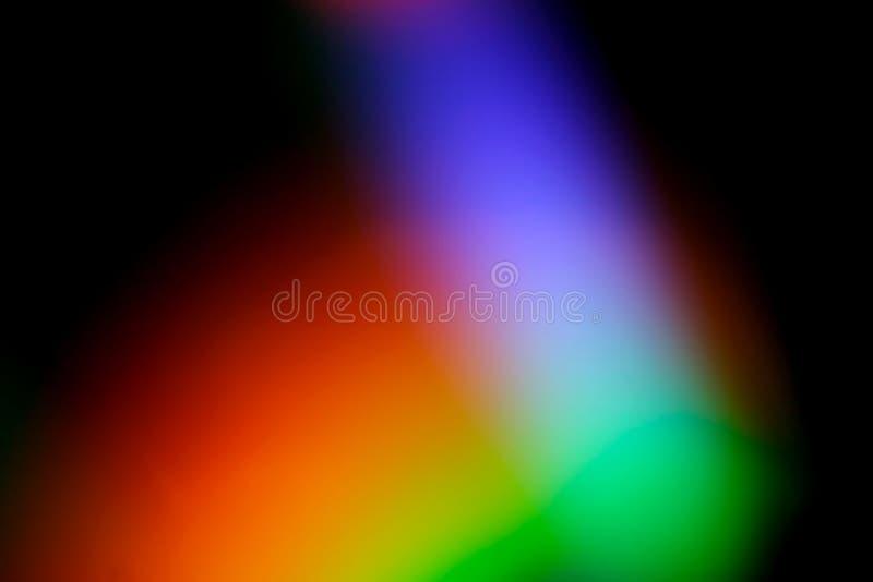 2个彩虹系列 库存图片