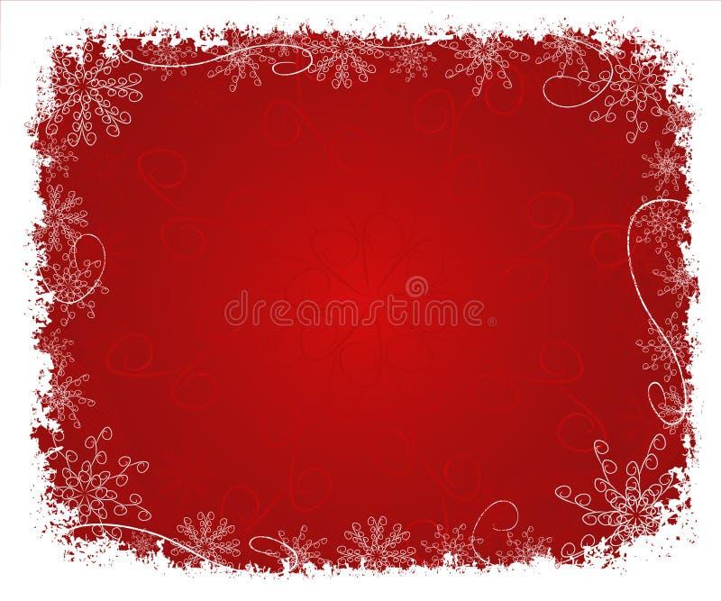 2个背景圣诞节 库存图片