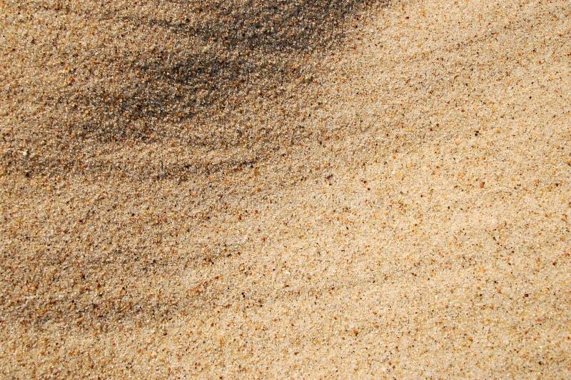 2个背景沙子 库存照片