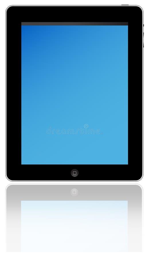 2个苹果ipad 库存例证