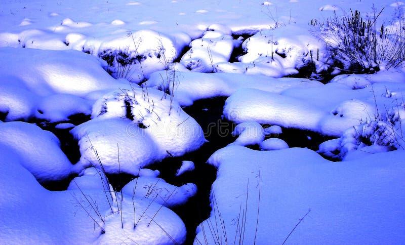 2冬天 库存图片