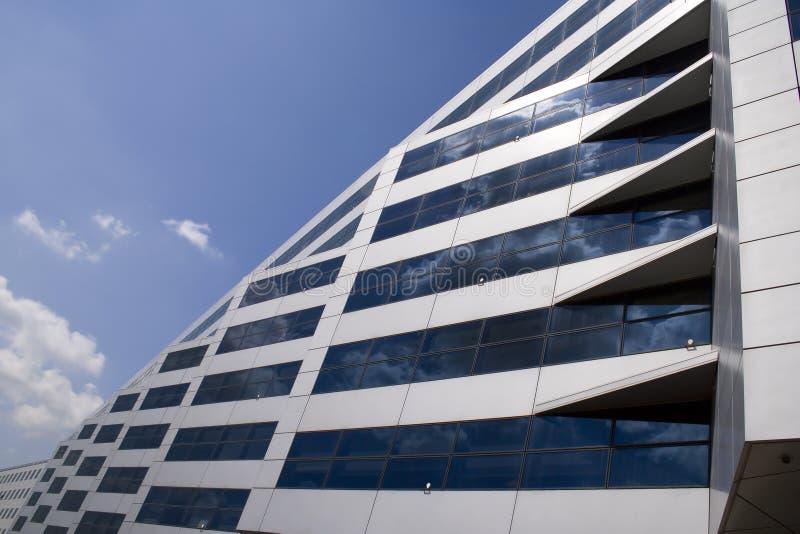 2办公室视窗 免版税图库摄影
