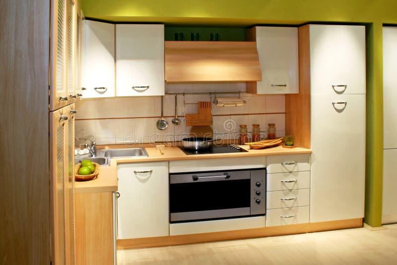 2厨房 免版税库存图片