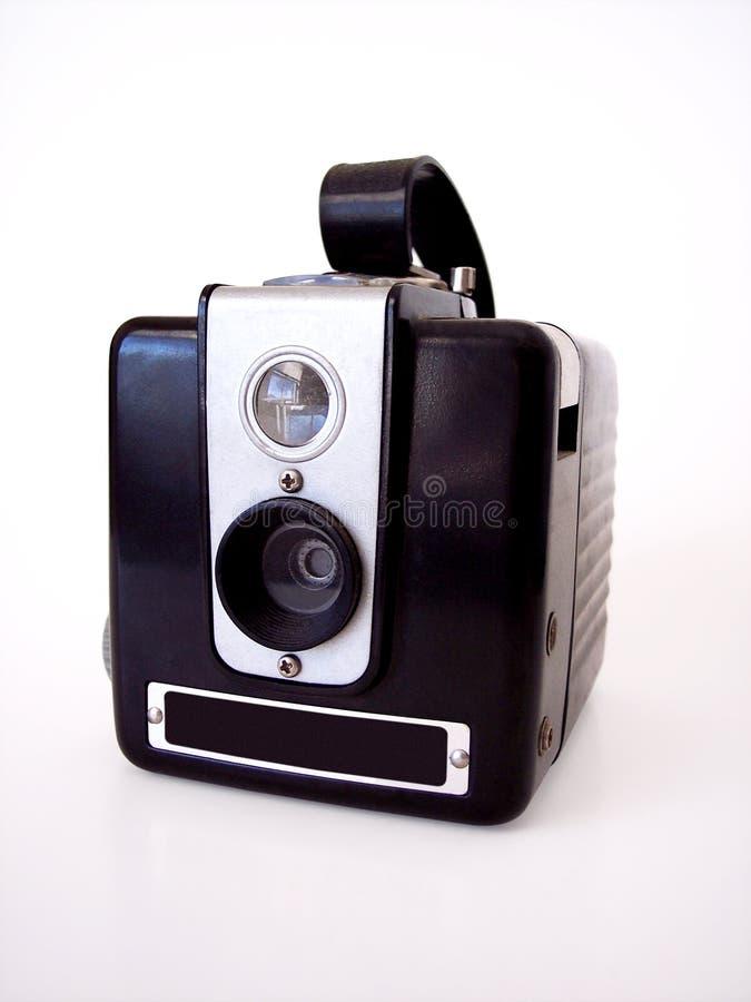 2台照相机葡萄酒 免版税库存图片