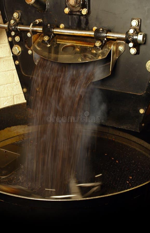 2咖啡烘烤器 图库摄影