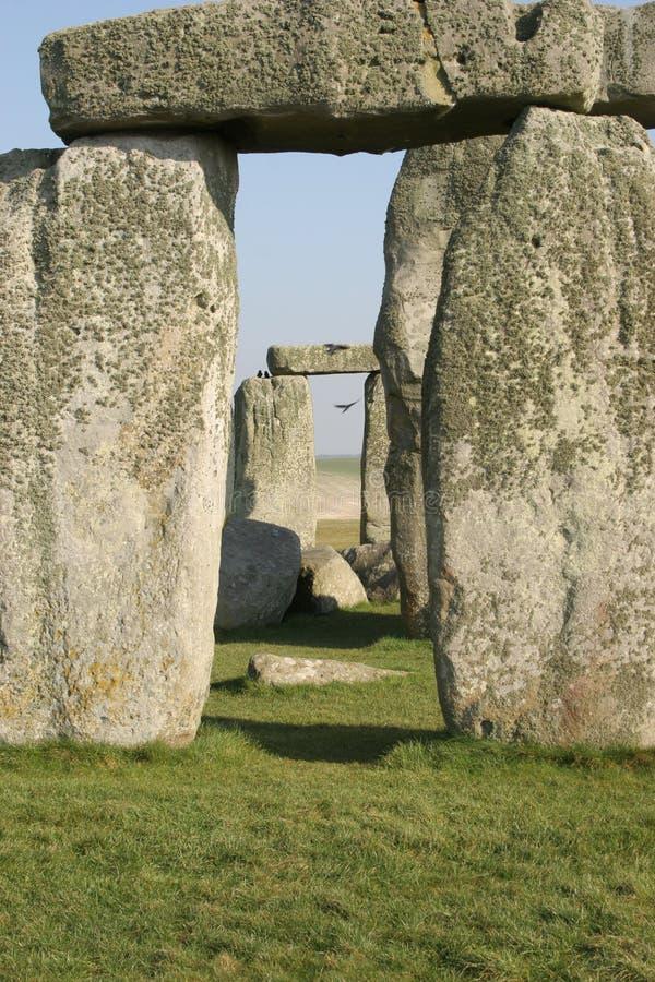 2块常设石头 免版税库存照片