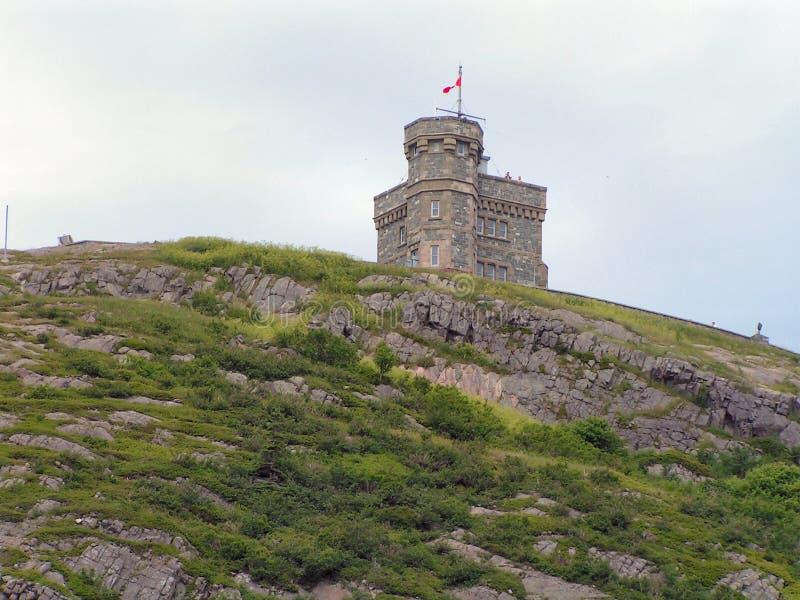 2城堡 库存图片