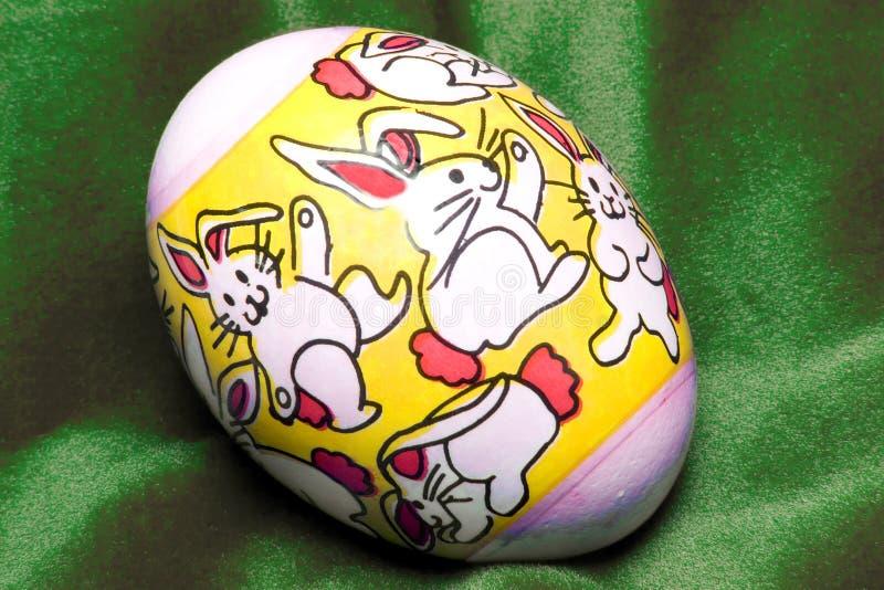 2复活节彩蛋 库存图片