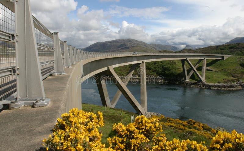 Download 2座桥梁kylesku 库存图片. 图片 包括有 操作的, 连接, 地标, 高架桥, 通过, 苏格兰, 金雀花 - 55507