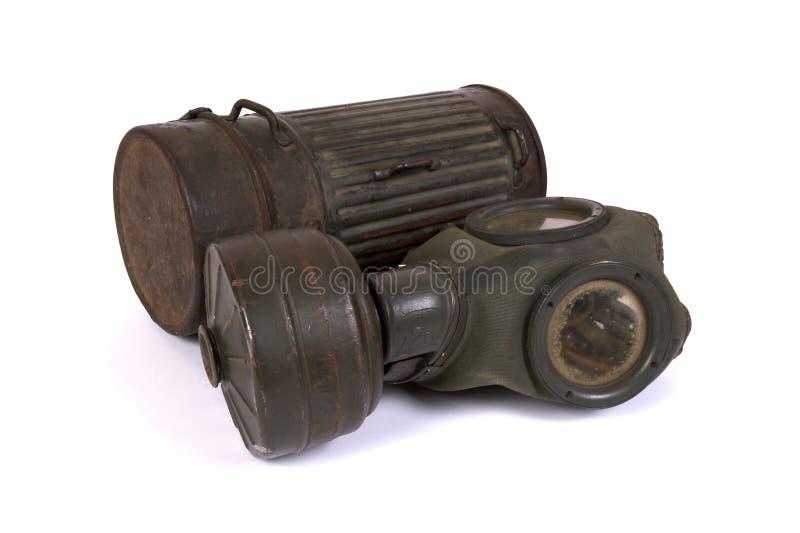 2气体ii屏蔽战争世界 库存照片