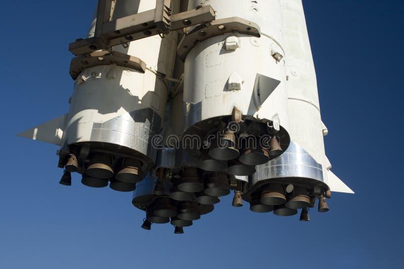 2火箭 免版税图库摄影