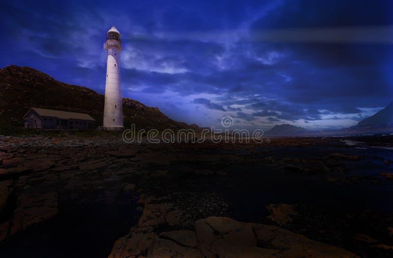 2灯塔 免版税图库摄影