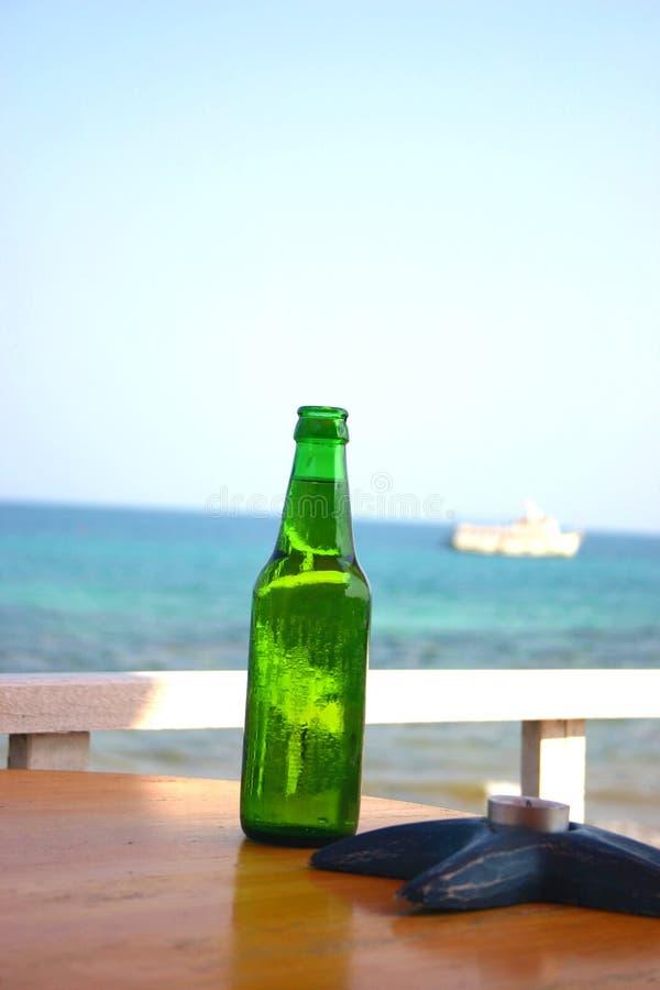 2瓶 免版税库存照片