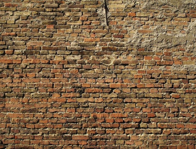 2砖墙 图库摄影