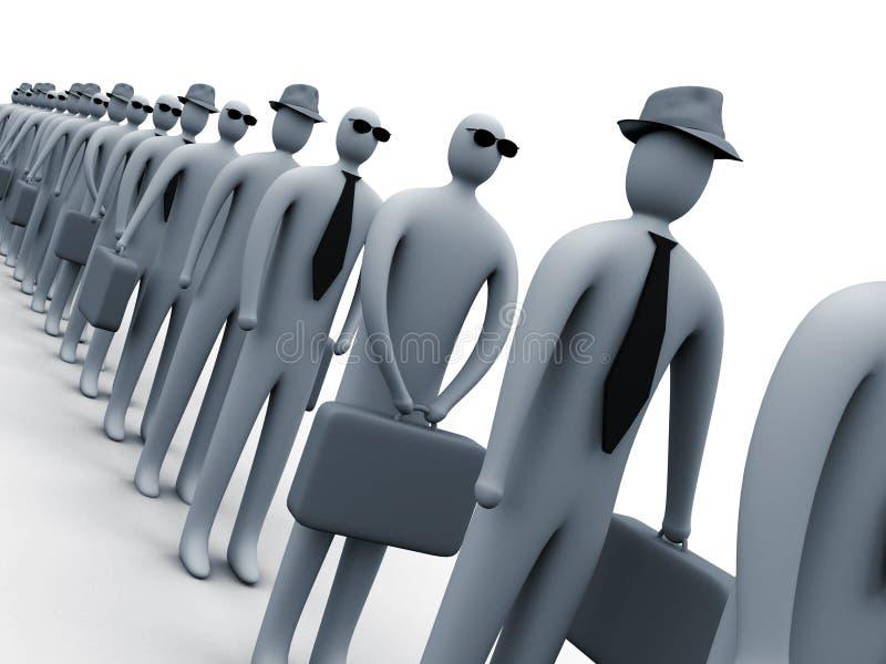 Download 2线路等待 库存例证. 插画 包括有 人们, 线路, 成员, 小组, 社区, 人员, 优先级, 等待, 人事部 - 189514