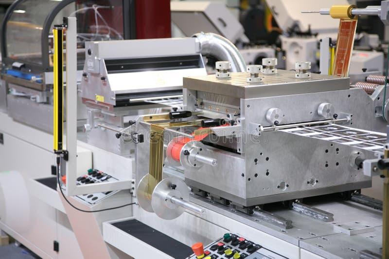 2被打印的设备 库存图片