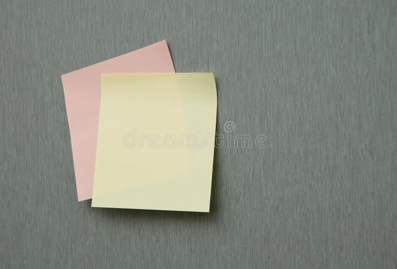 2贴纸 免版税图库摄影