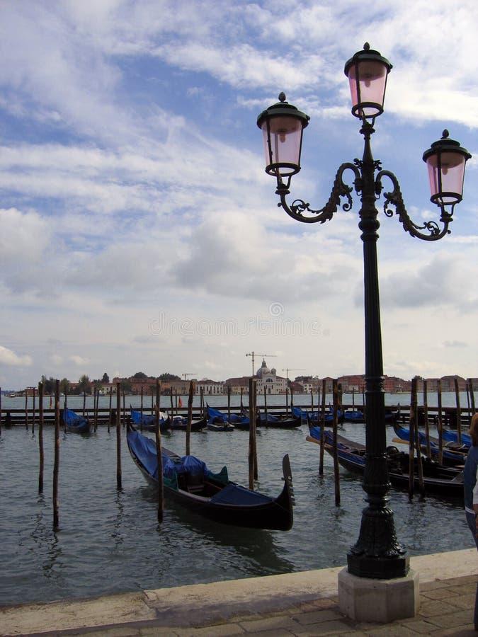2运河全部意大利威尼斯 库存图片