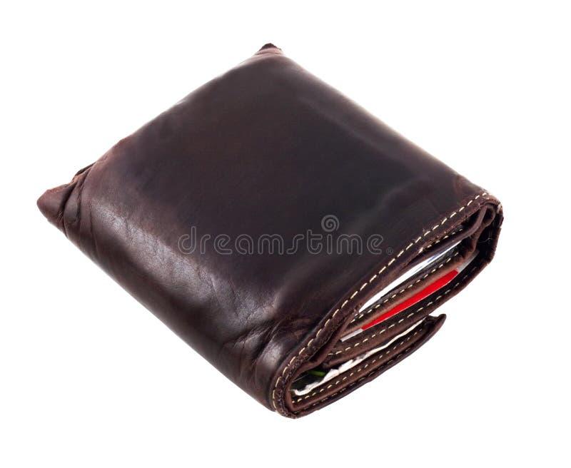 2钱包 免版税库存图片
