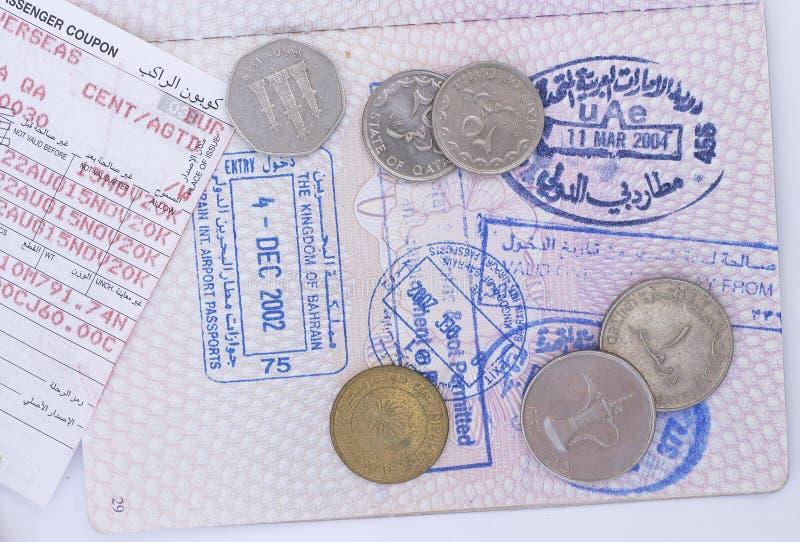 2阿拉伯人旅途 免版税库存照片