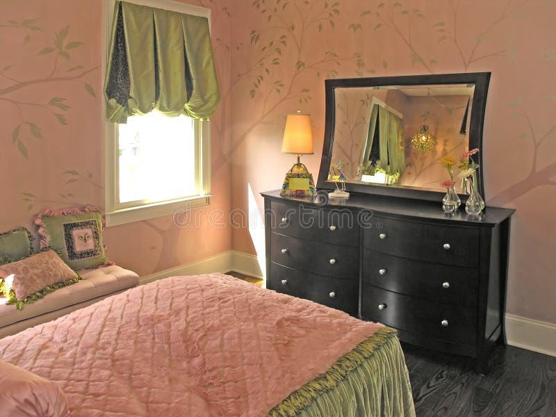2 łóżek 7 luksusu pokój obraz royalty free