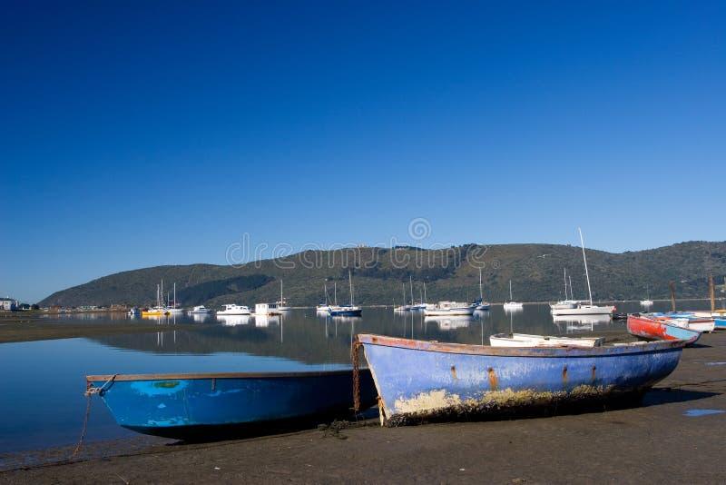 2 łódź. obraz stock