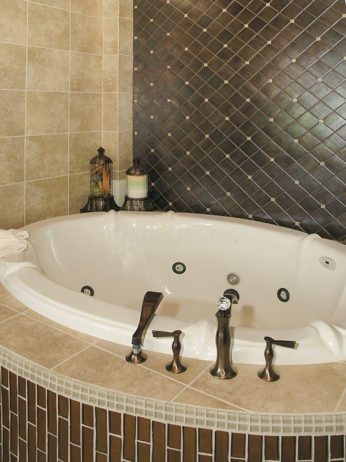 2 łazienek 3 luksus obrazy royalty free