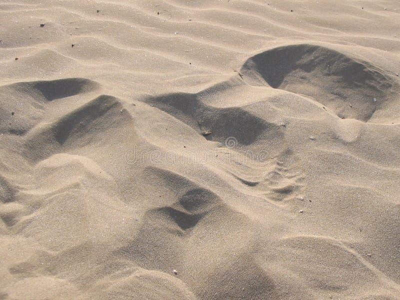 2 άμμος β Στοκ Εικόνες