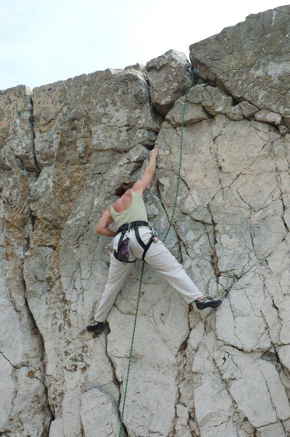 2 γυναίκες ορειβατών Στοκ Φωτογραφίες