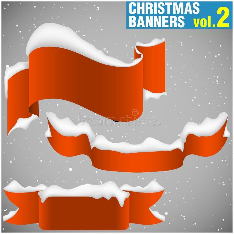 2 εντάσεις Χριστουγέννων &eps ελεύθερη απεικόνιση δικαιώματος