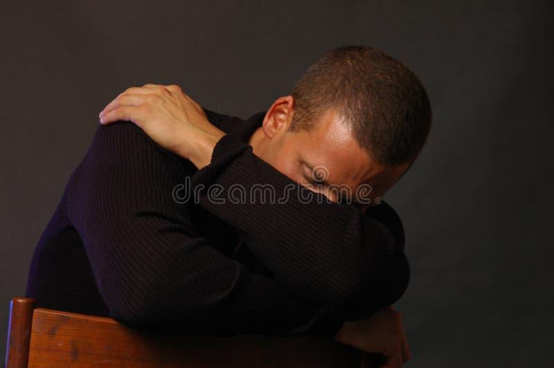 2 κουρασμένα στοκ φωτογραφία με δικαίωμα ελεύθερης χρήσης