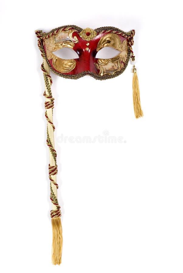 2 μάσκα Βενετός στοκ εικόνα με δικαίωμα ελεύθερης χρήσης