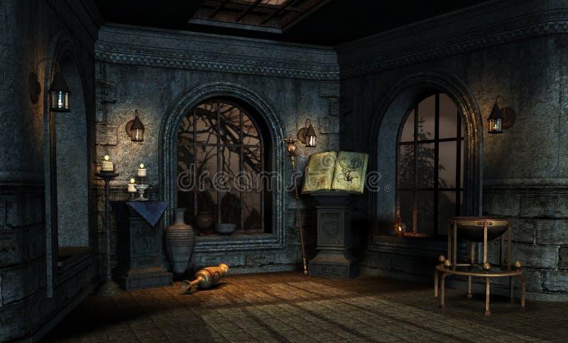 2 μεσαιωνικά απεικόνιση αποθεμάτων