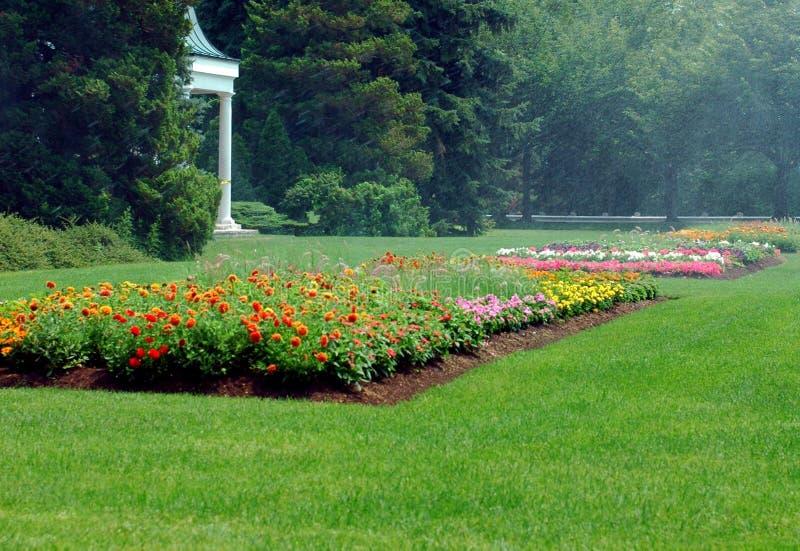 2 ботанических сада Стоковое Изображение RF