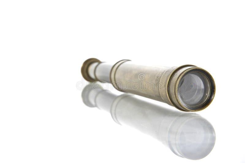 2 изолированного бинокулярного стоковое фото