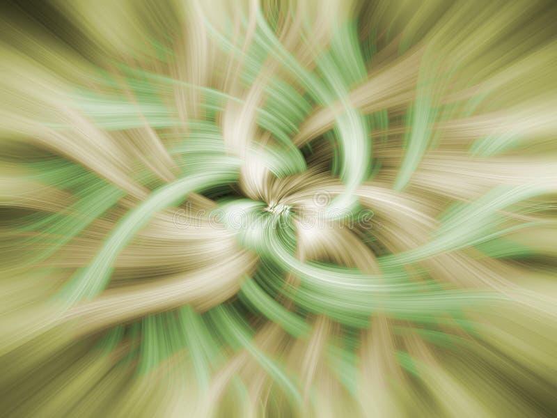2 мечт Twirls Стоковое фото RF