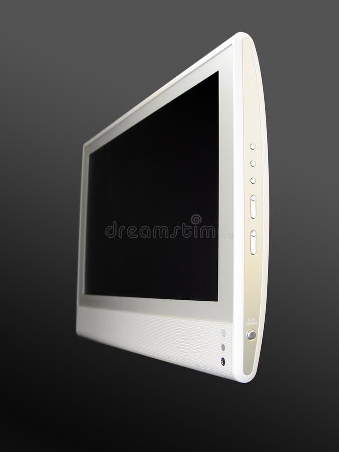 2 плоское экран tv стоковая фотография