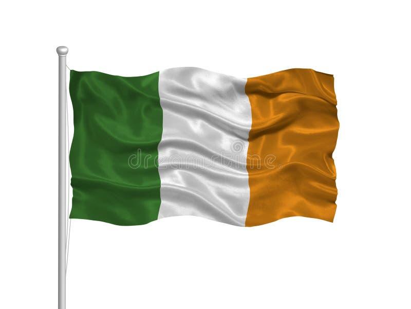 2 флаг Ирландия иллюстрация штока