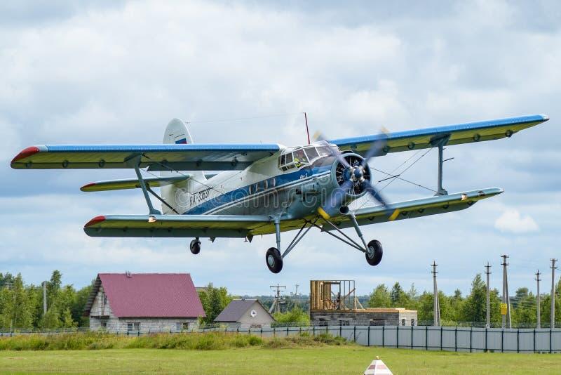 AN-2 fotos de archivo