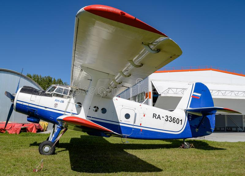 AN-2 royaltyfria foton