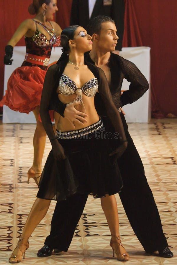 2 19 ol танцульки 35 состязаний стоковые фотографии rf