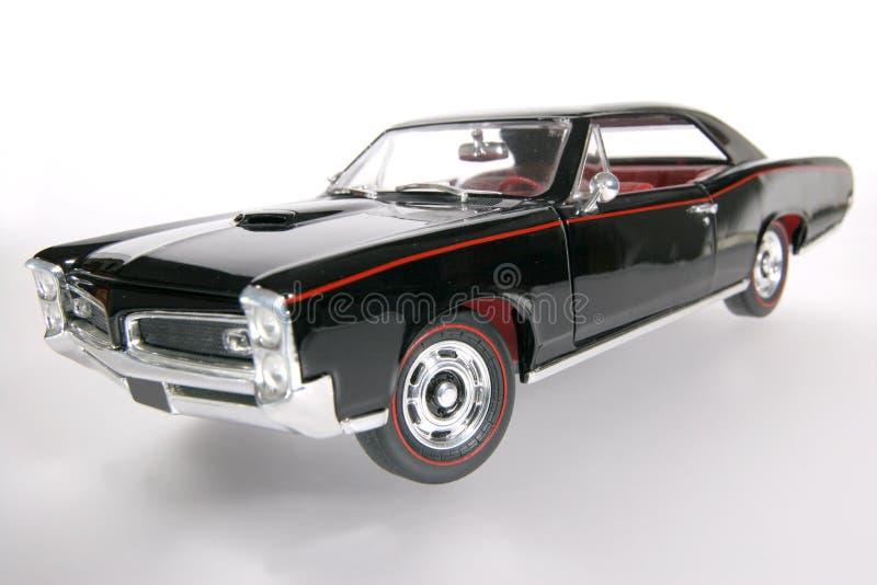 2 1966年汽车gto金属比德缩放比例玩具wideangel 免版税库存照片