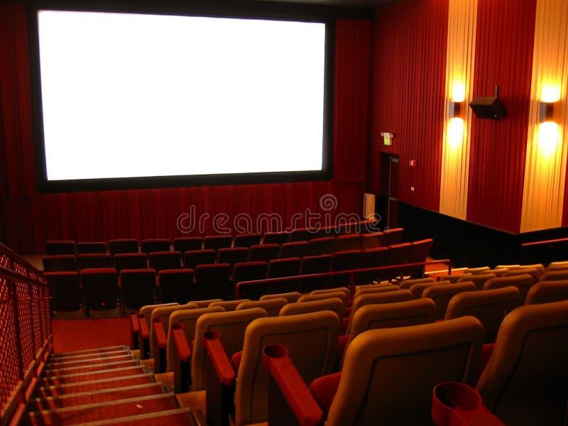 2剧院 免版税库存照片