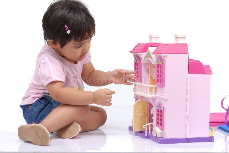 2-3 Jahre alte Baby lizenzfreie stockfotografie